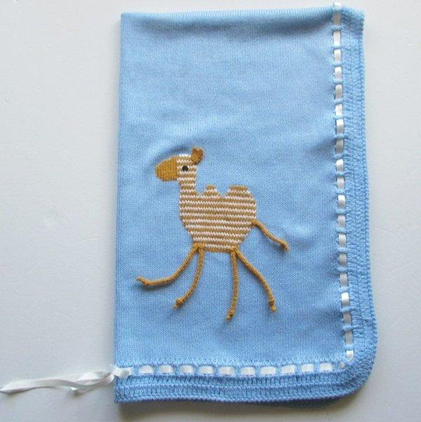Manta Camelo