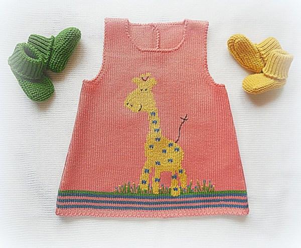 Vestido Girafa
