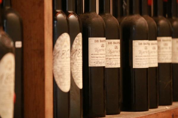 I vini di marsala restaurati da Marco De Bartoli