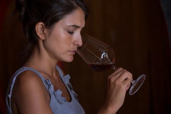 Degustazione di vino marsala