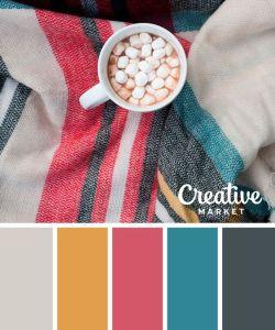 5 Paletas de Cor que te Ajudam a Conjugar Jóias #handmadejewels #handmadejewelry #suspirojewels #fashioninspiration #colorplette #paletadecor