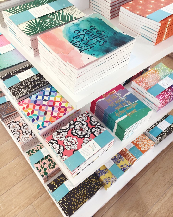 Erin Condren Design em Austin_Texas_cadernos para journal