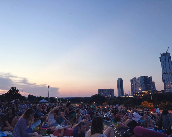 Sound and Cinema_Zilker Park