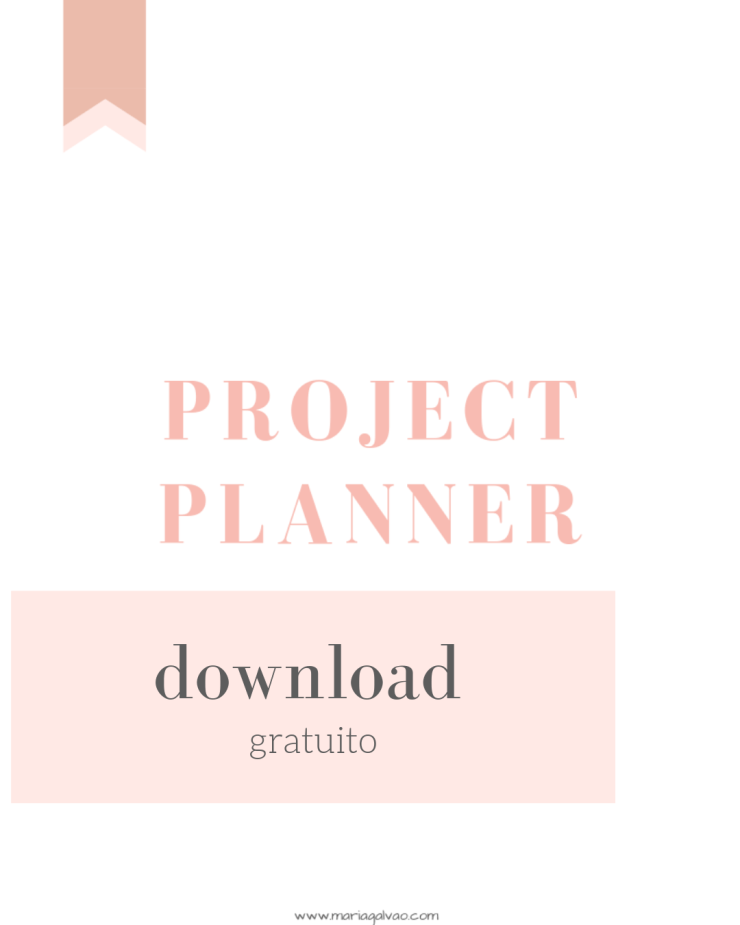 Project planner para download gratuito