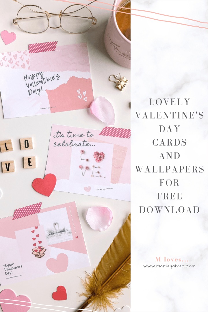 Lovely Valentine's Day Cards and Wallpapers for Free Download