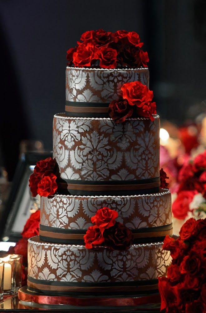 Fall Wedding Cupcakes