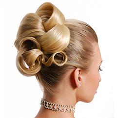 La coiffure mariage