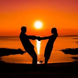 DU romantisme en lune de miel