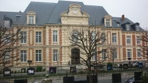Erasmus chimie -Visite préparatoire Pasteur à Paris