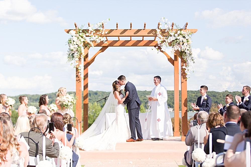 Grand Geneva Wisconsin Wedding