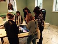 Rondleiding in het Groninger Museum