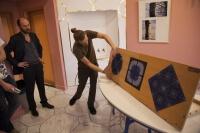Noorderpoort in het Groninger Museum
