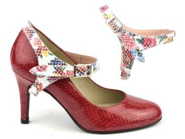 brides amovibles cuir maria jamy escarpins femme petites pointures petites tailles 6