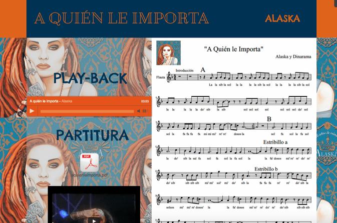 Resultado de imagen de http://mariajesusmusica.wixsite.com/aquienleimporta