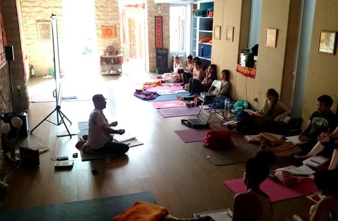 Curso de profesores de Yoga: IX módulo