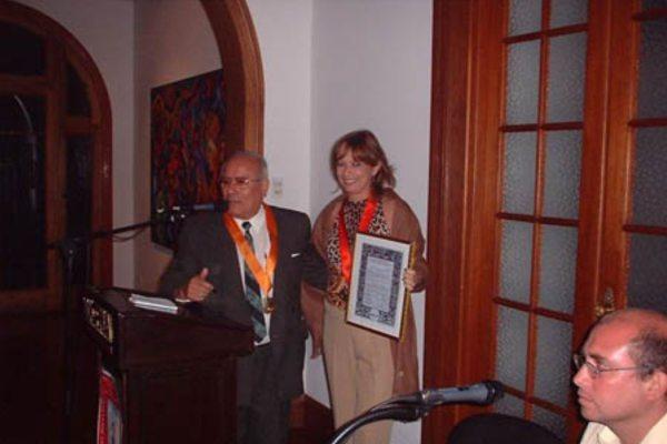 PRESENTACIÓN DEL LIBRO Aurora y sus Viajes Intergalácticos en ICPNA Perú