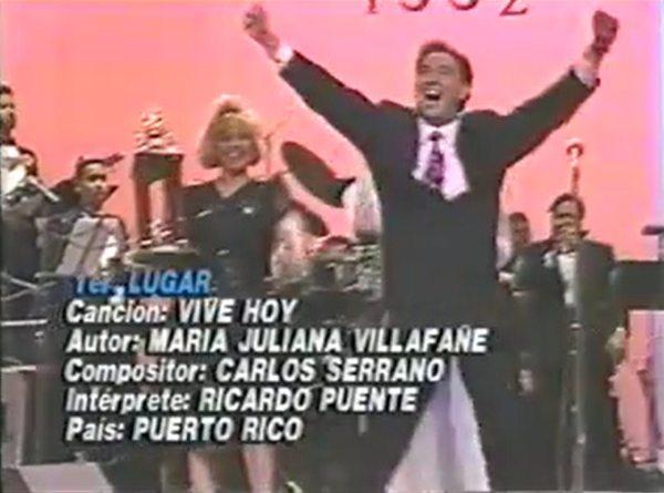 Ricardo Puente, VIve Hoy, Festival