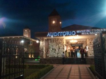 Auditorio Municipalidad Villa Dolores