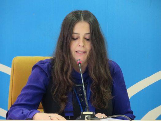 Flaminia Cruciani, poeta italiana.