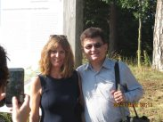Martina Winkelmann and Mesut Senol