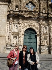 MAC despedida Cajamarca
