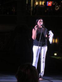 Festival de poesía Miami 19 Iris