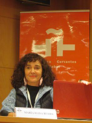 María Elisa Rueda