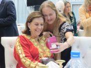 María del Socorro Mármol Bris y Mairym Cruz Bernal