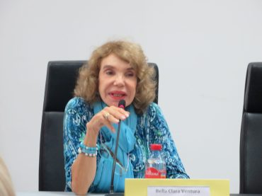 Bella Clara Ventura Maruja Vieira-la poeta mayor viva en Colombia