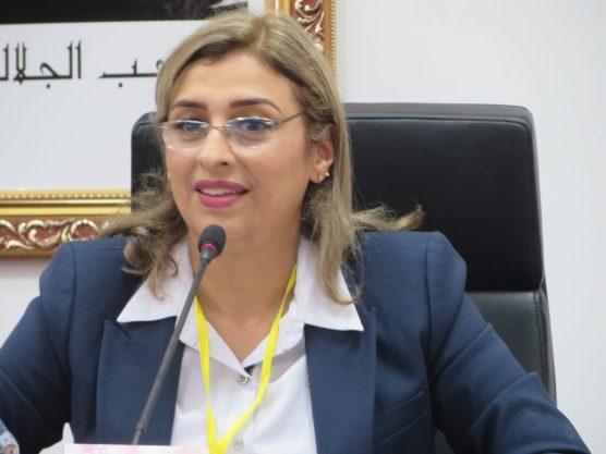 Awatef El Idrissi Boukhris-Marruecos