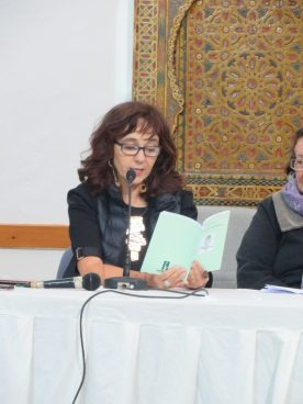 María Elisa Rueda- España- Libro:Tentación Botánica