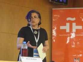 Tina Escaja -España/EEUU