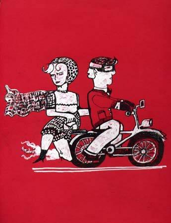 Abuelos En Moto - 2003 (100€)