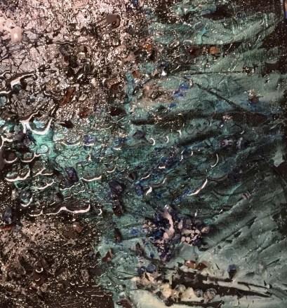 Pittura materica mostra Paolo Erbani (4)