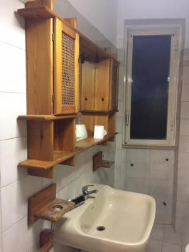 Restyling mobile bagno prima