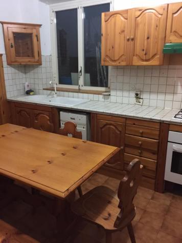 Restyling mobili cucina prima