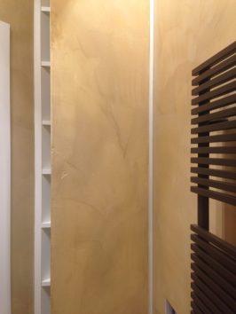 rivestimento in resina bagno armadio contenitore