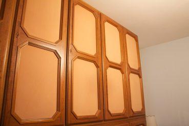 Restyling mobili: armadio prima