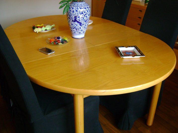 il tavolo prima