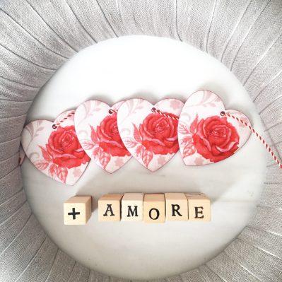 Romantica e piena di passione