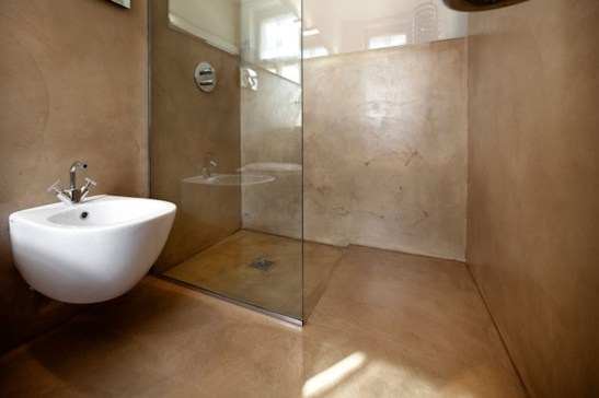 rivestimenti in resina gobbetto bagno