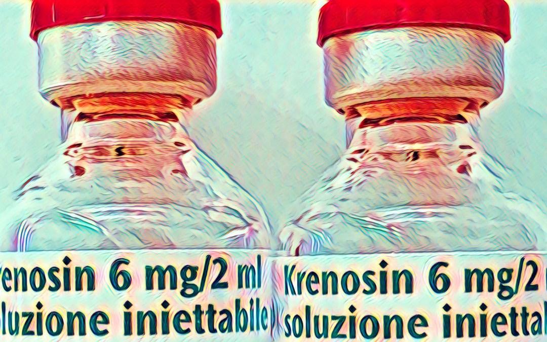 Adenosina, rubinetto a 3 vie e 20 ml di SF. Come ti blocco il nodo AV. #3