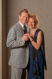 Jeff & Ruth Brott, Portrait