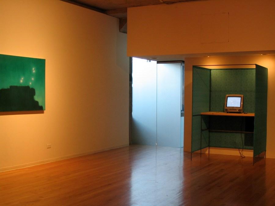 Mariam Ghanim Kabul Selections, installation, underfire