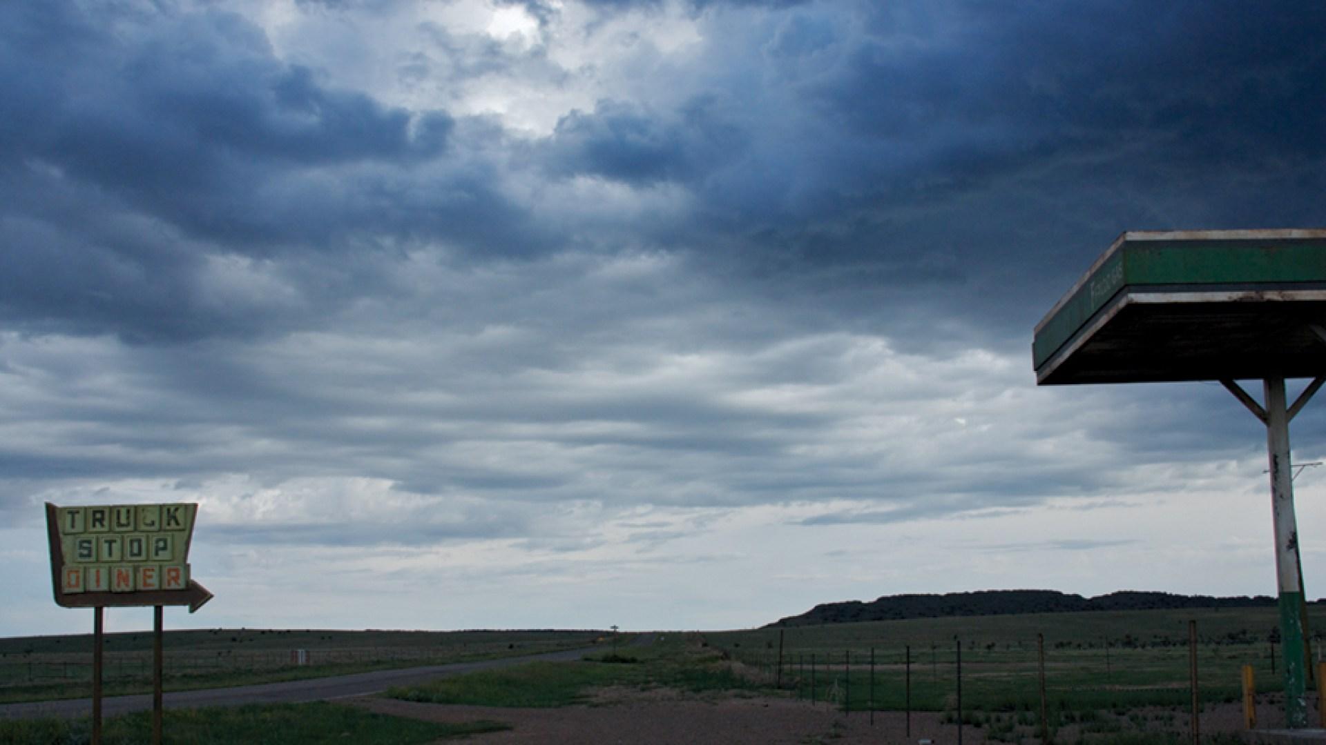 Landscape Studies: New Mexico 1