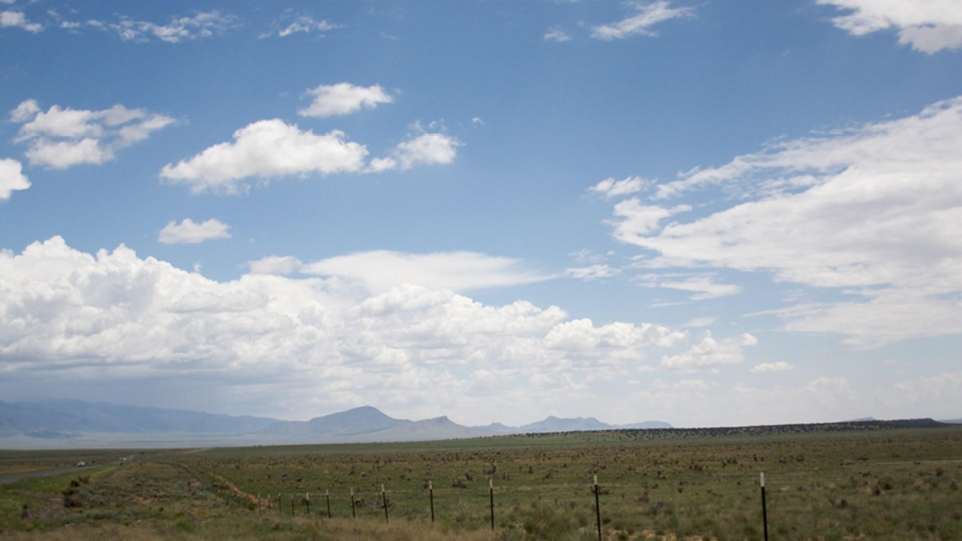 Landscape Studies: New Mexico 21