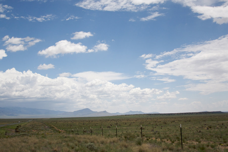 Landscape Studies: New Mexico 21