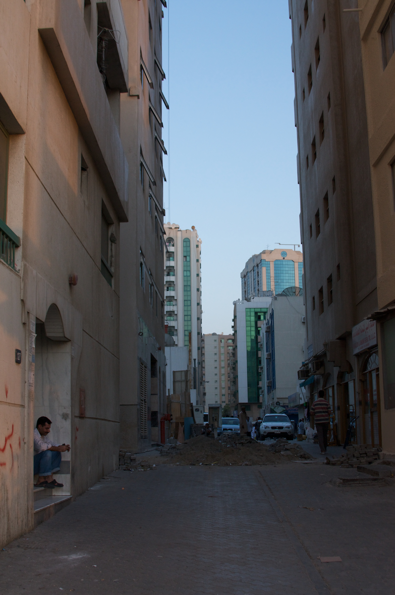 Speculations, Photo 23, Sharjah, 2009