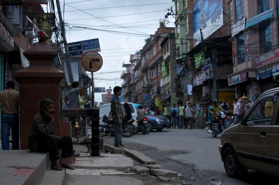 Speculations, Photo 6, Kathmandu, 2008