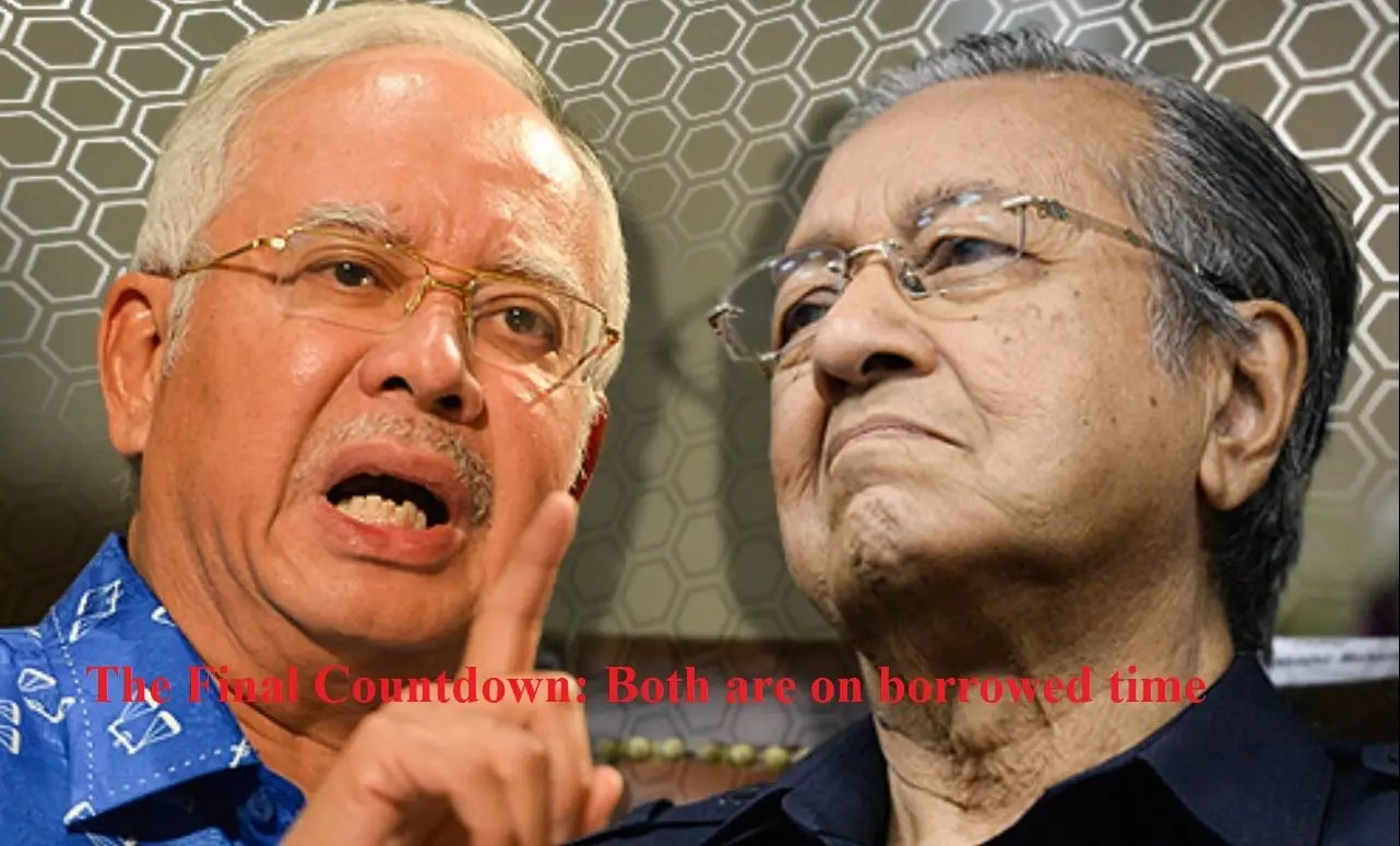 The Final Countdown Mahathir Vs Mo1 Place Your Bets Now And If You Re Muslim You Can Do It